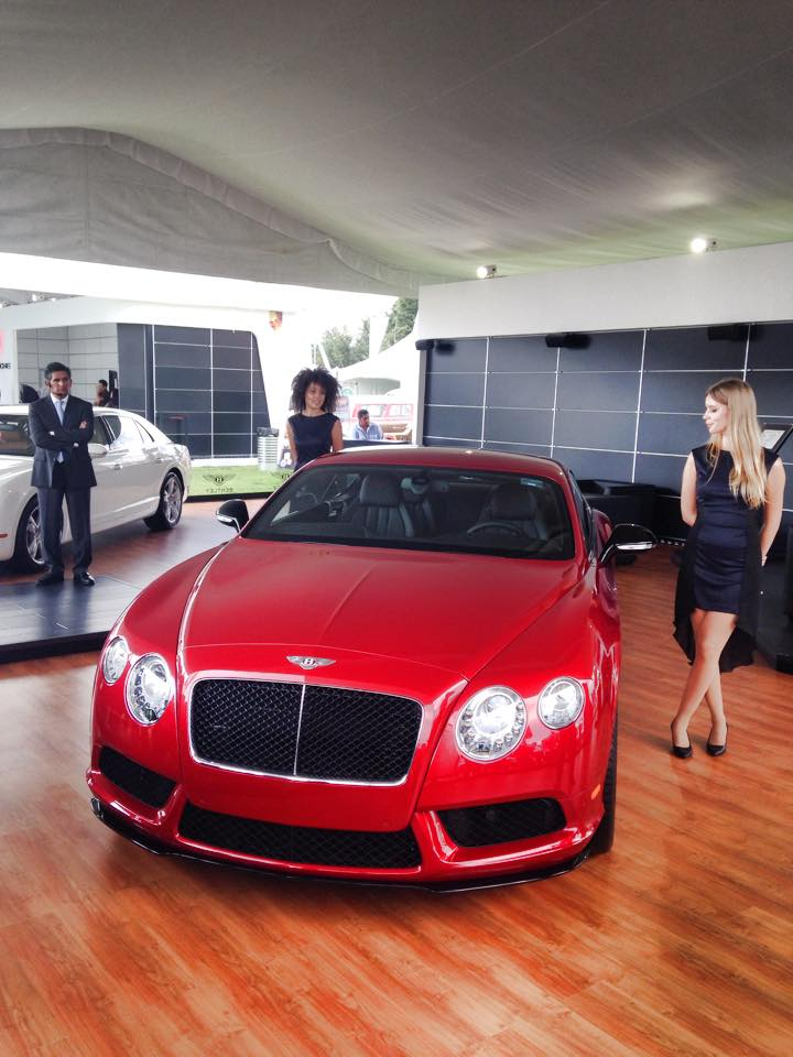 El Bentley de tus sueños
