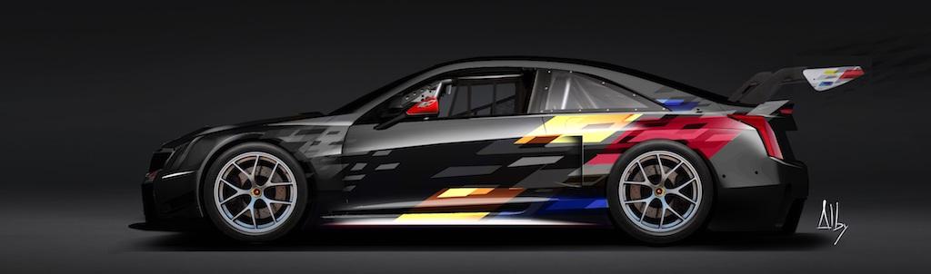 Cadillac presenta el totalmente nuevo ATS-V.R