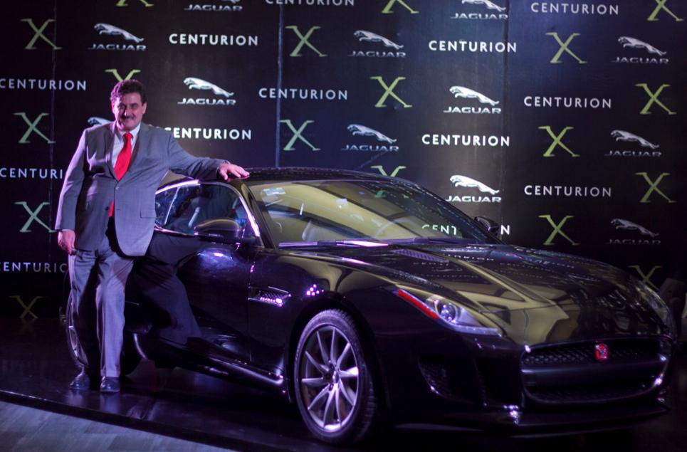 Jaguar F-Type Celebra 10 años de Centurion