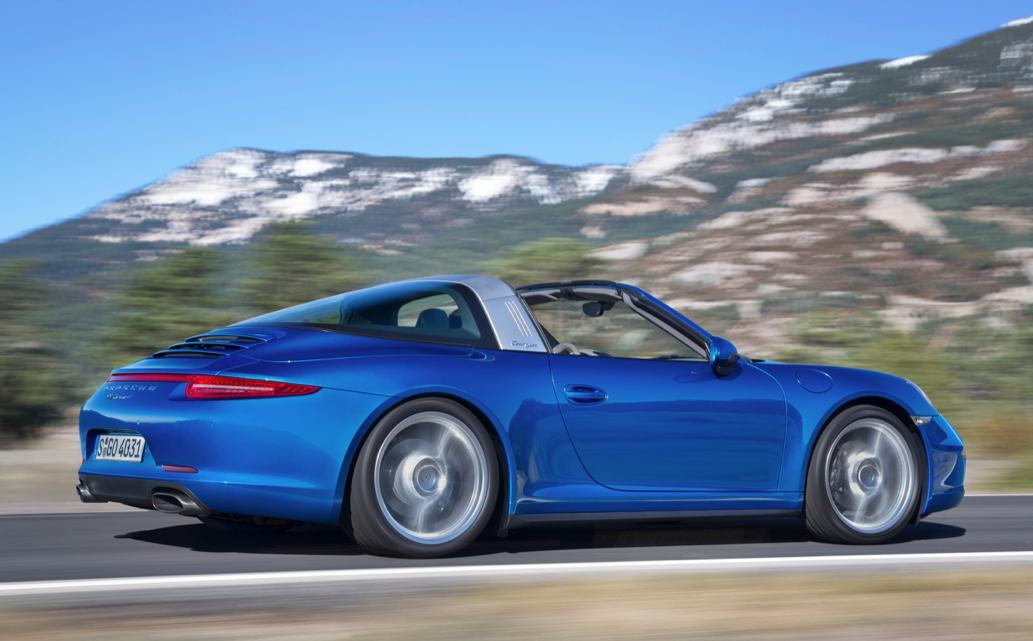 911 Targa, Cayman GTS y Macan S Diesel nombrados los mejores autos del año