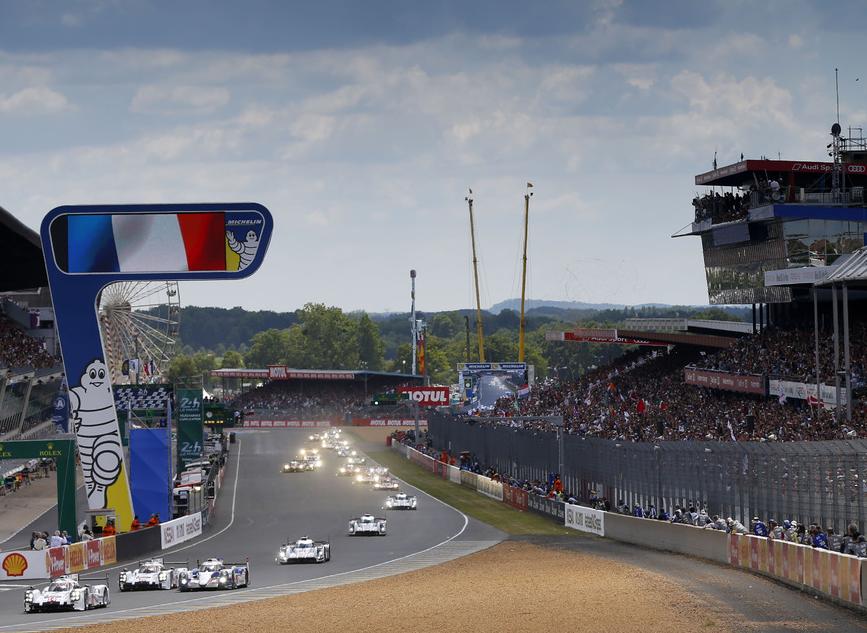 Porsche competirá con tres 919 Hybrid en las Las 24 Heures du Mans