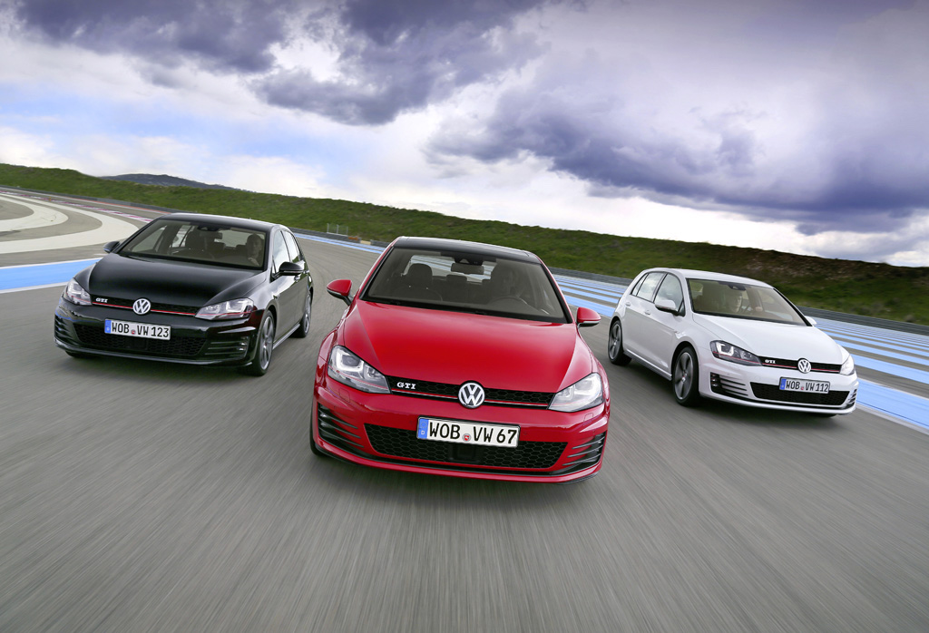Nuevo VW Golf es nombrado Auto del Año 2015