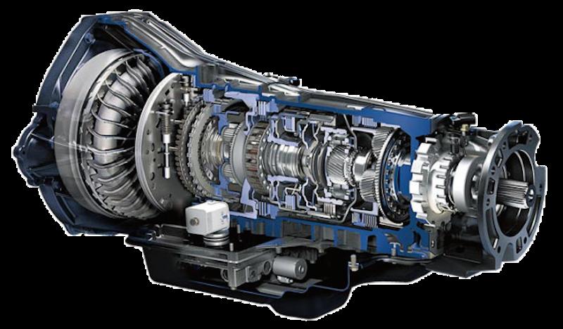 ¿Cuántos tipos de transmisión automática hay?