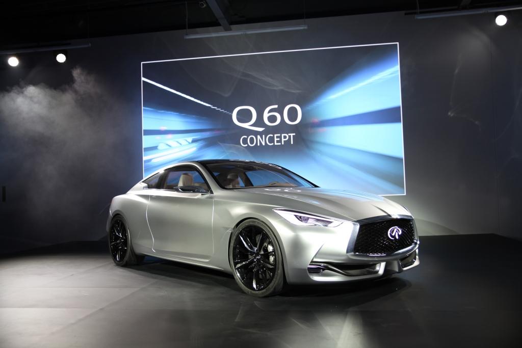 Infiniti y su tercera generación de coupés para 2016