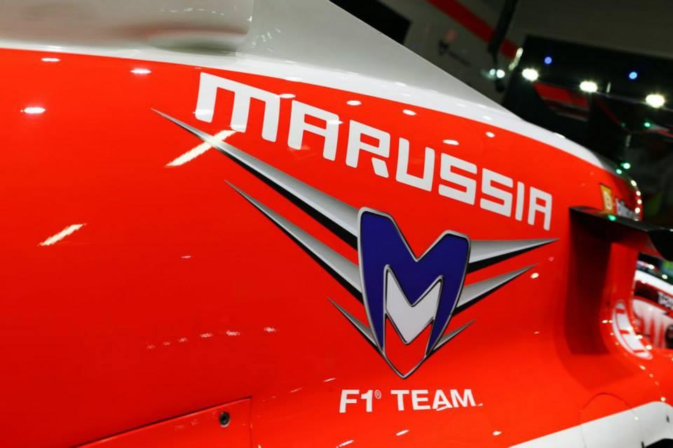 Marussia incluido en la lista oficial de inscritos de este 2015