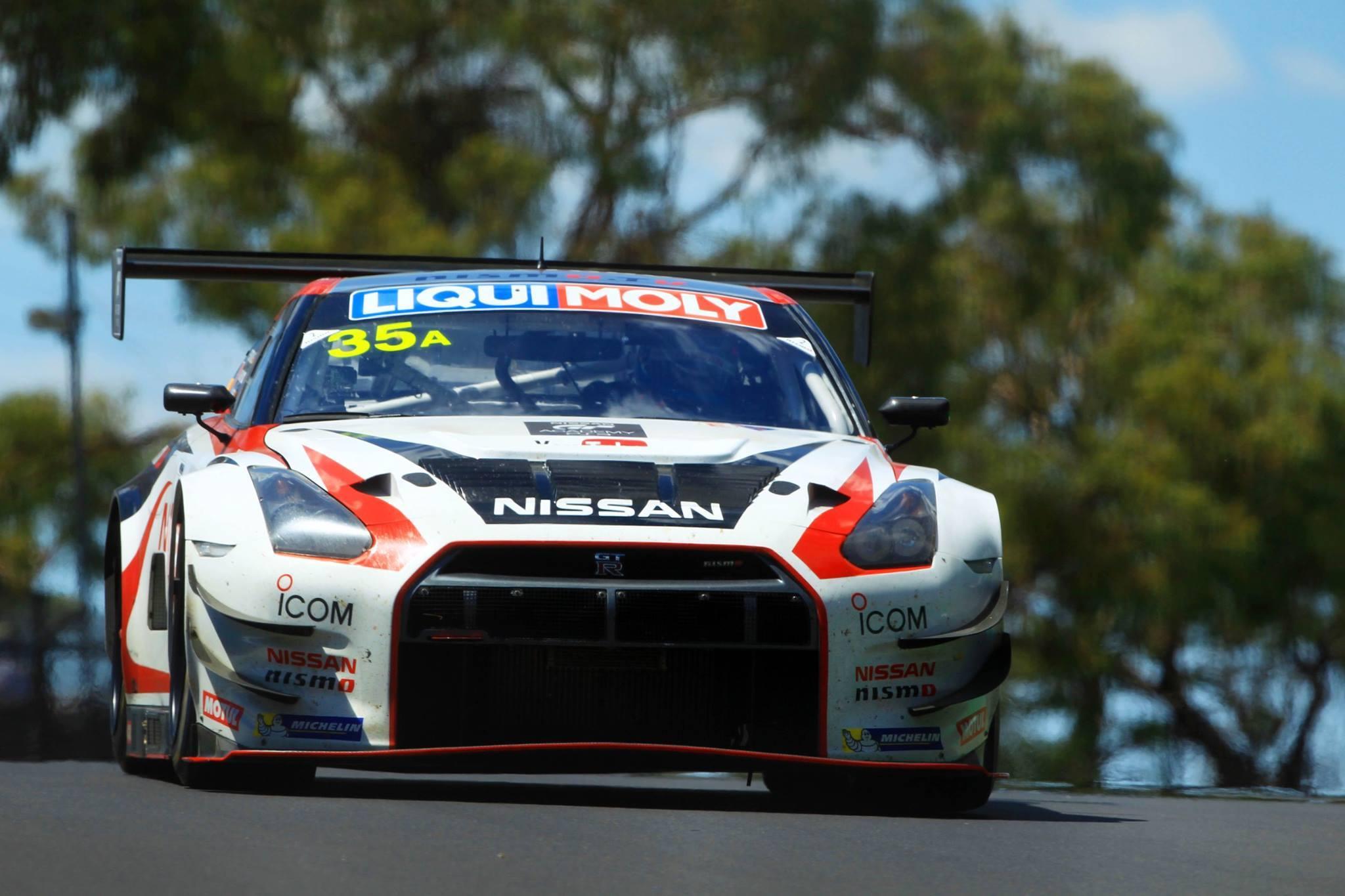 Nissan gana en las 12 horas de  Bathurst