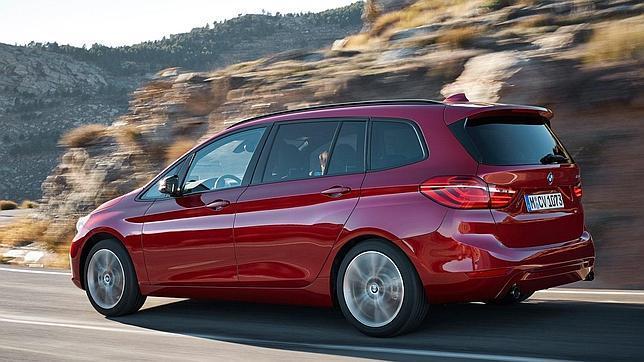 GINEBRA: BMW SERIE 2 GRAN TOURER