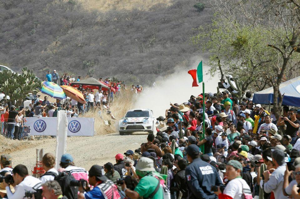 Inicia la venta de boletos del WRC Rally México