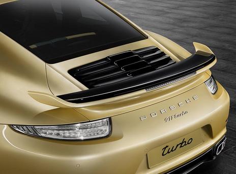 El nuevo Aerokit para el Porsche 911 Turbo y el 911 Turbo S