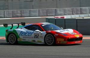 Ricardo Pérez de Lara - Piloto RPL Racing - Ferrari Challenge