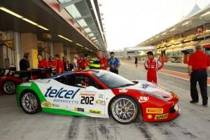 Ricardo Pérez de Lara - Piloto oficial Ferrari en la Pirelli World Challenge