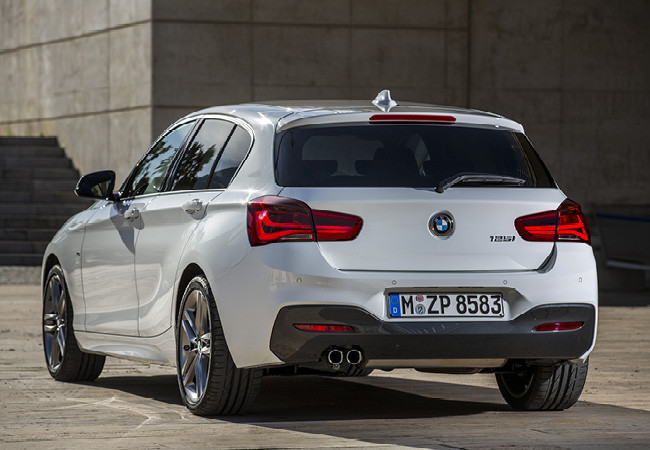 GINEBRA: BMW SERIE 1