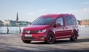 Nuevo VW Caddy – estreno mundial de la cuarta generación
