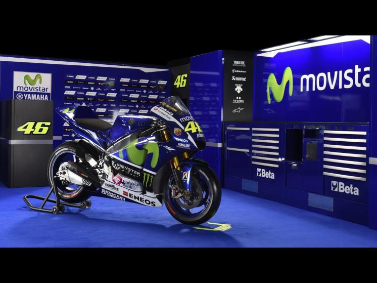 Yamaha Motor celebra 60 años en los deportes de motor
