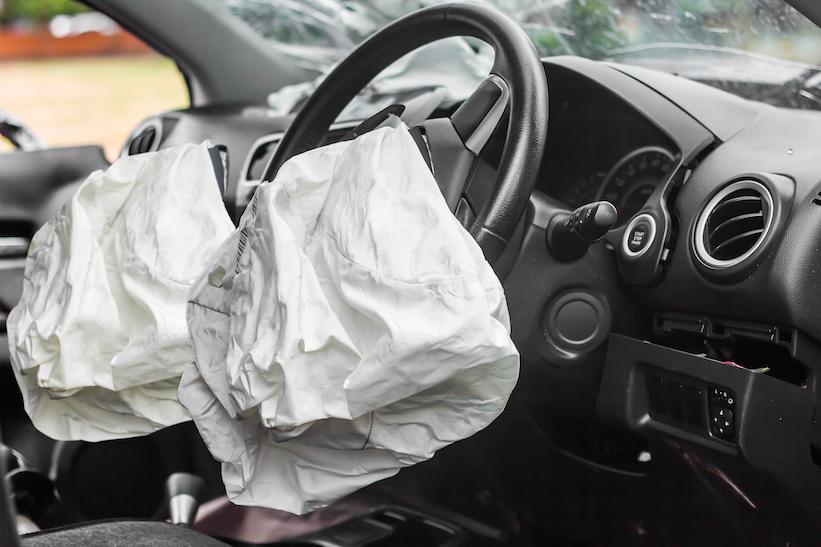 ¿Sabes cómo funcionan las bolsas de aire?