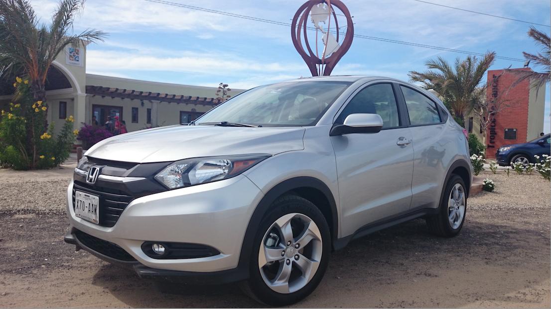 HR-V, la nueva punta de lanza de Honda