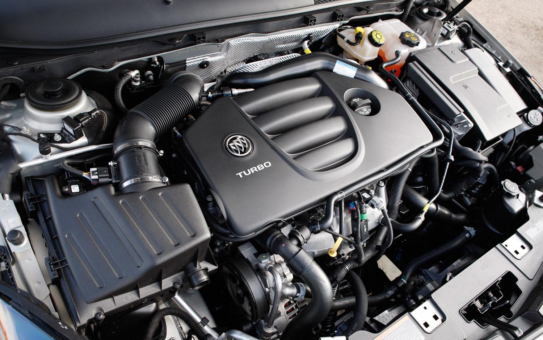 ¿Sabes cómo funciona un motor turbocargado?