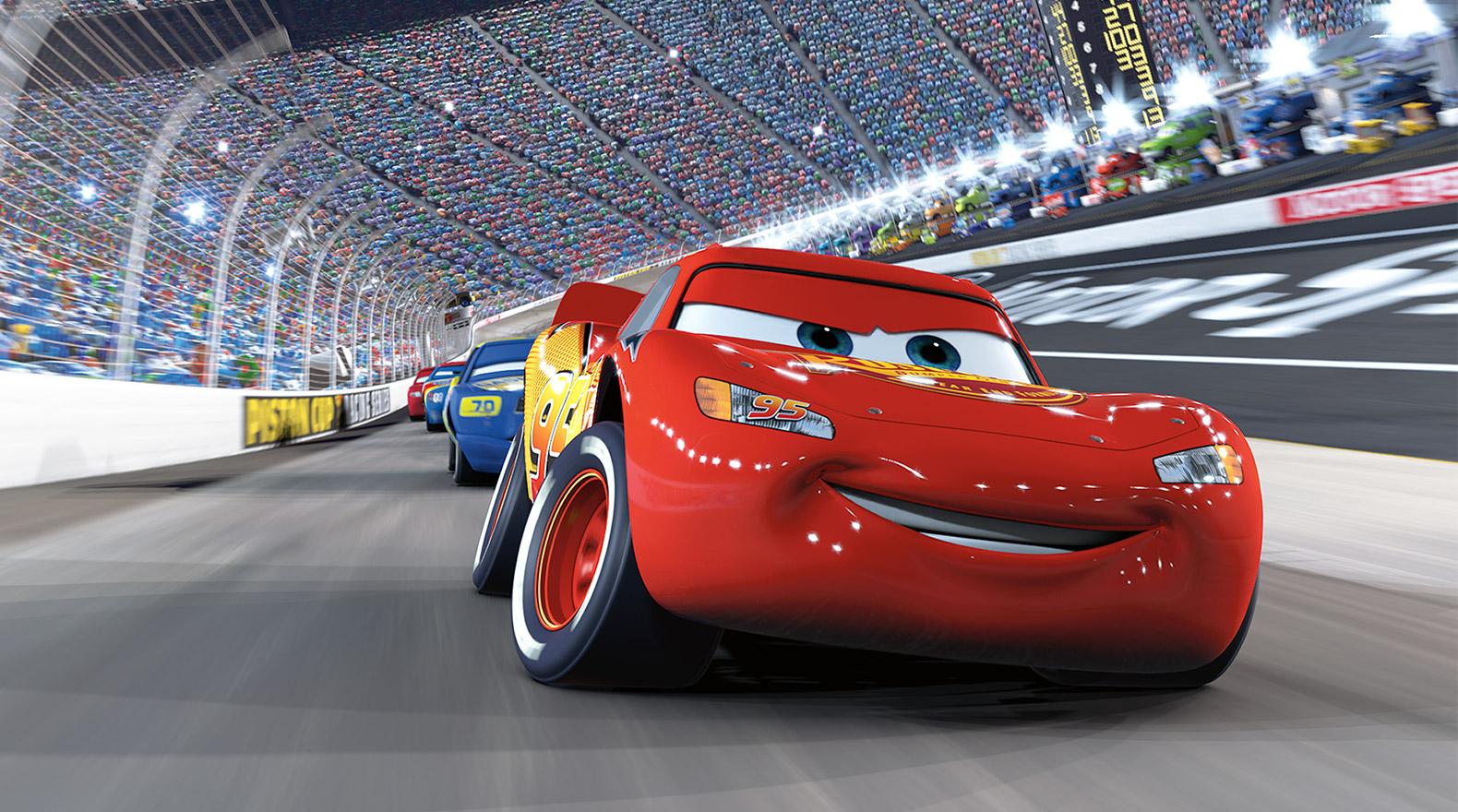 Los autos de películas infantiles más famosos
