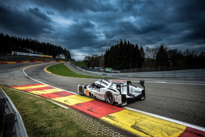 Round 2, WEC Porsche desde Spa