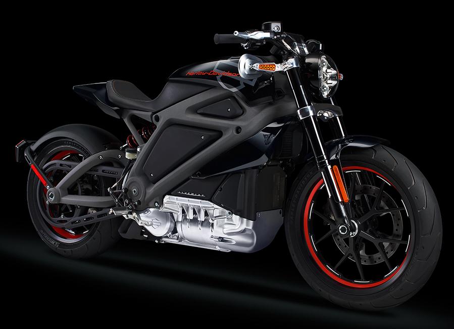 Harley-Davidson eléctrica en menos de 5 años