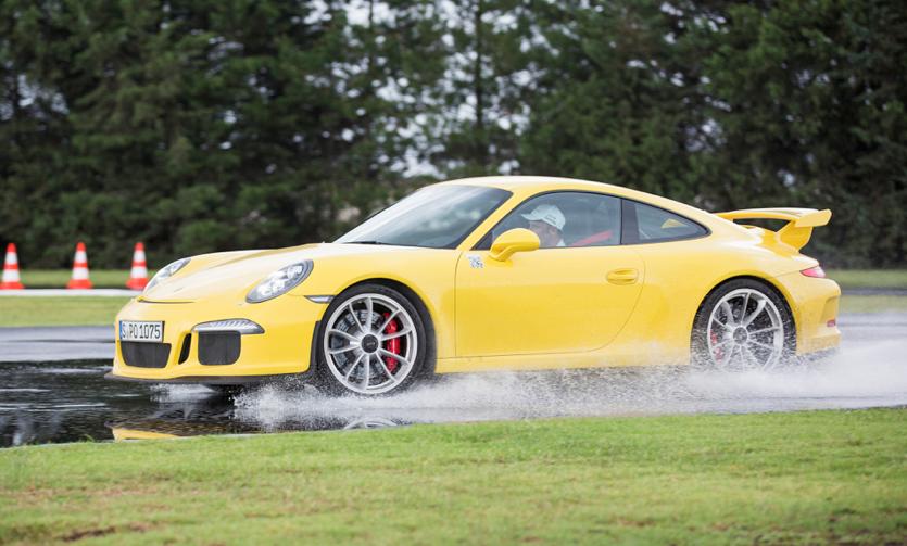 #RoadshowMX15, Porsche