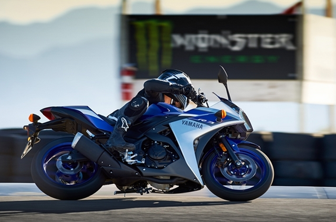Yamaha YZF-R3 sueños de adrenalina