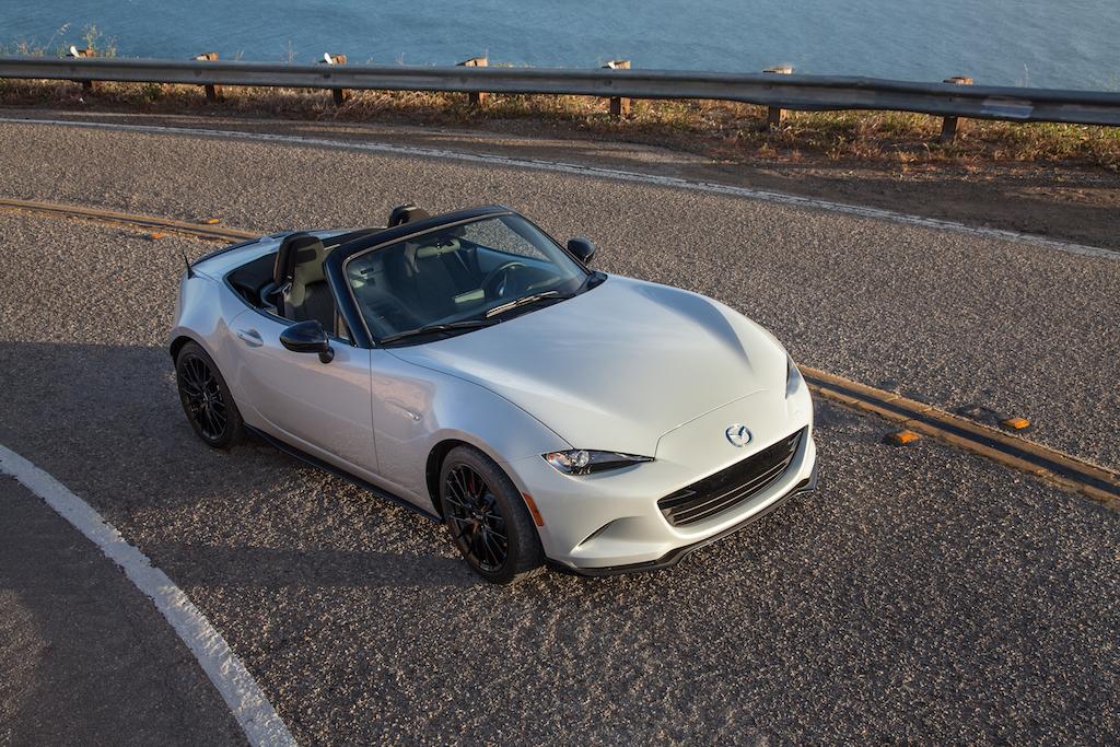 El nuevo Mazda MX-5, pronto lo manejaremos!