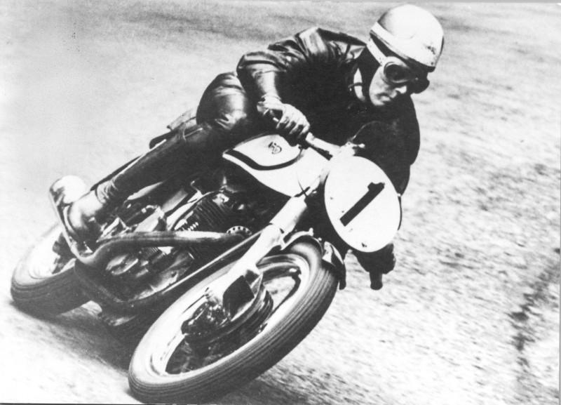 Fallece Geoff Duke, Leyenda de MotoGP