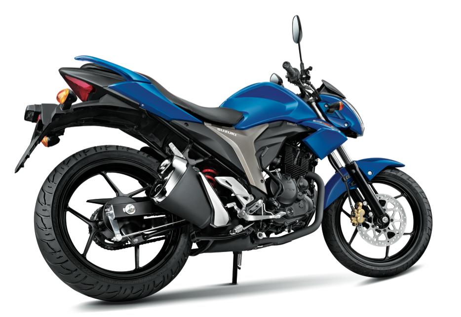 Suzuki Gixxer 2016, a la conquista de la ciudad