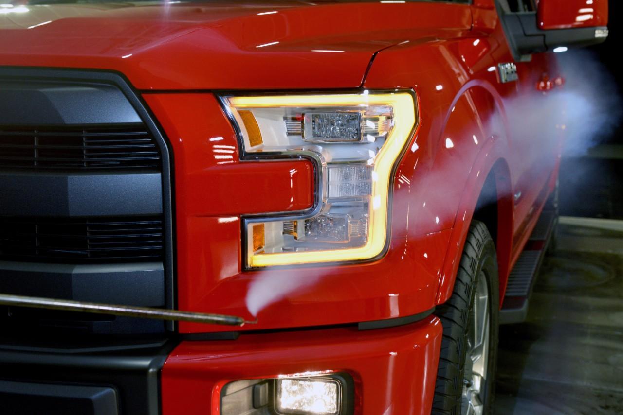 Ford, con gran eficiencia y vanguardia en sus vehículos