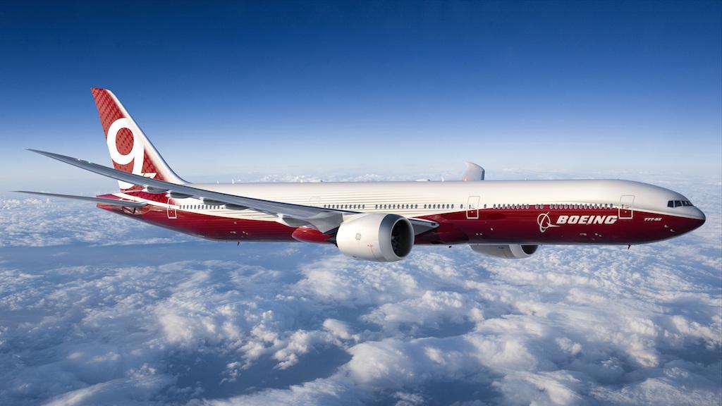 Fuji Heavy Industries firma un acuerdo formal con Boeing en el desarrollo y producción del nuevo 777X