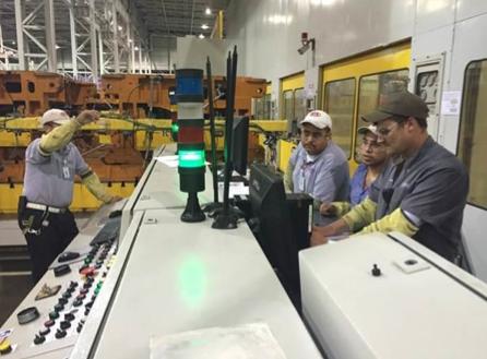KIA da un paso más hacia la apertura de su planta, capacitación laboral…