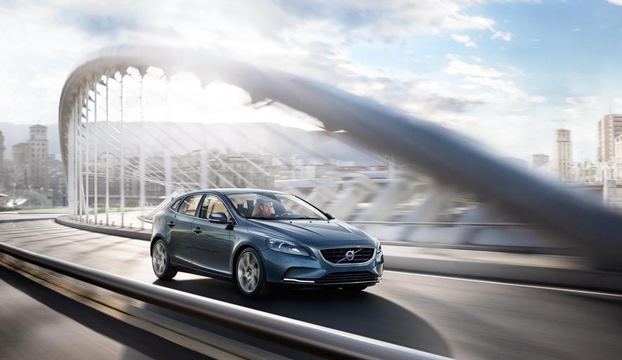 Versatilidad total: Volvo V40 R-Design T5