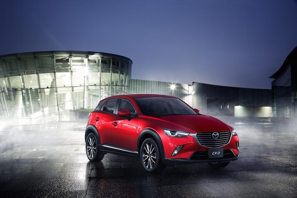 Mazda con muy buen crecimiento a nivel mundial