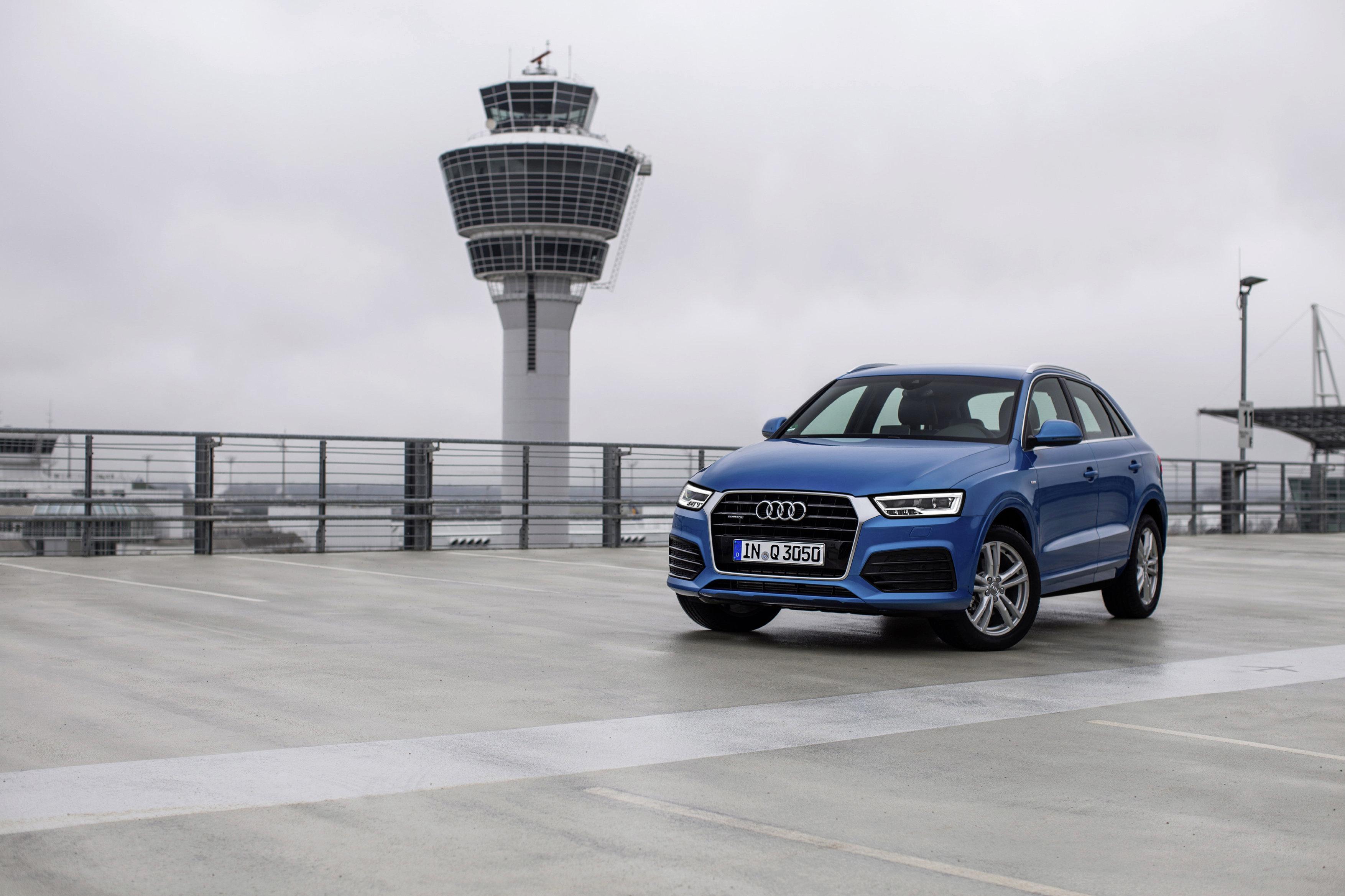 Nuevo Audi Q3, lo manejamos a la planta de Audi en Puebla