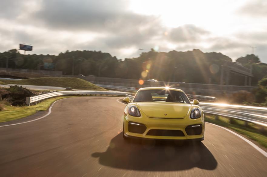 Porsche se mantiene firme a pesar del tambaleante mercado automotriz chino