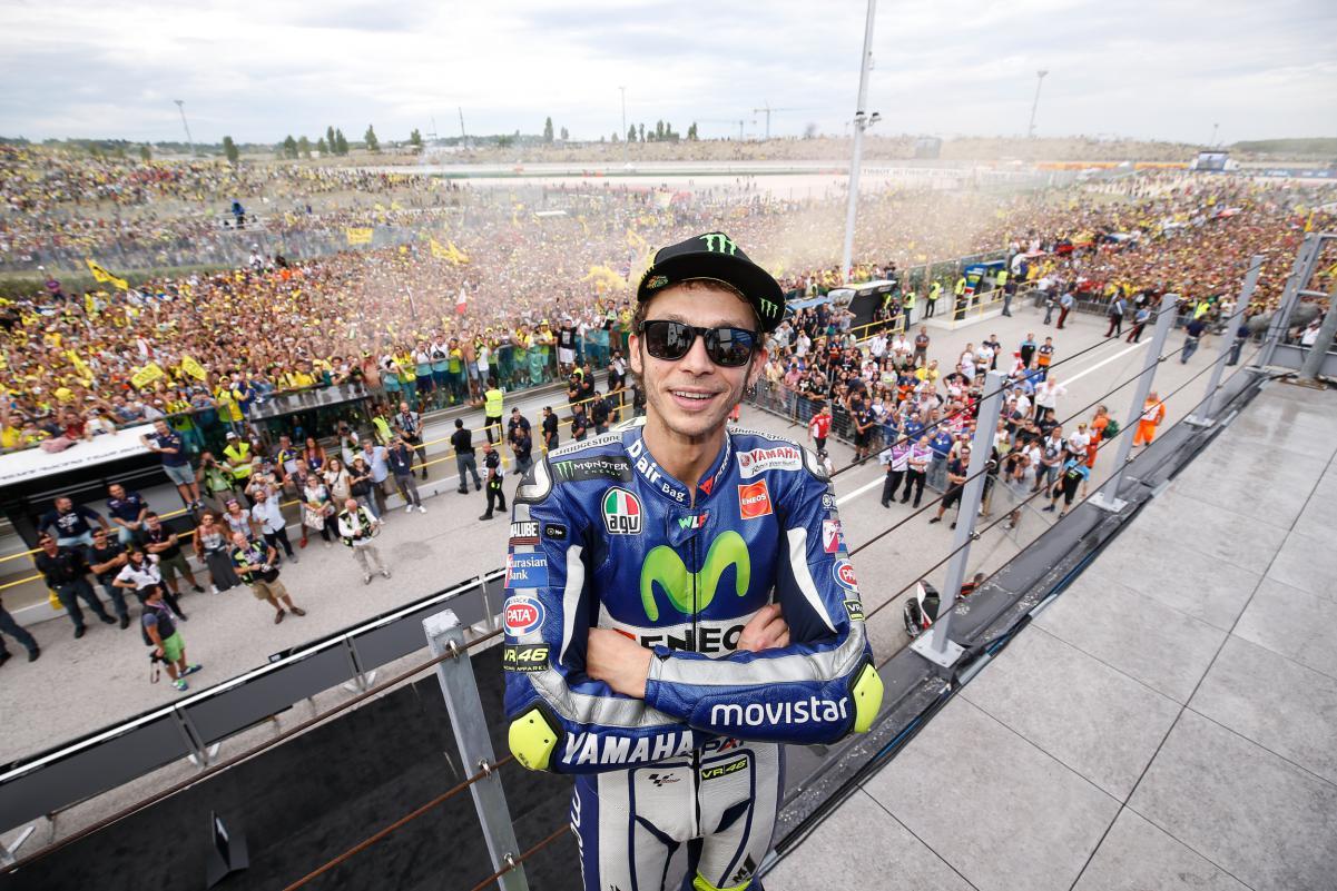 El MotorLand Aragón, uno de los circuitos donde Valentino Rossi no ha conseguido todavía la victoria