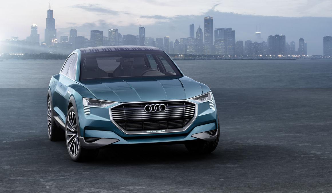 Audi y su futuro 8