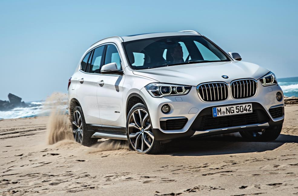 BMW X1 2016, de familia…