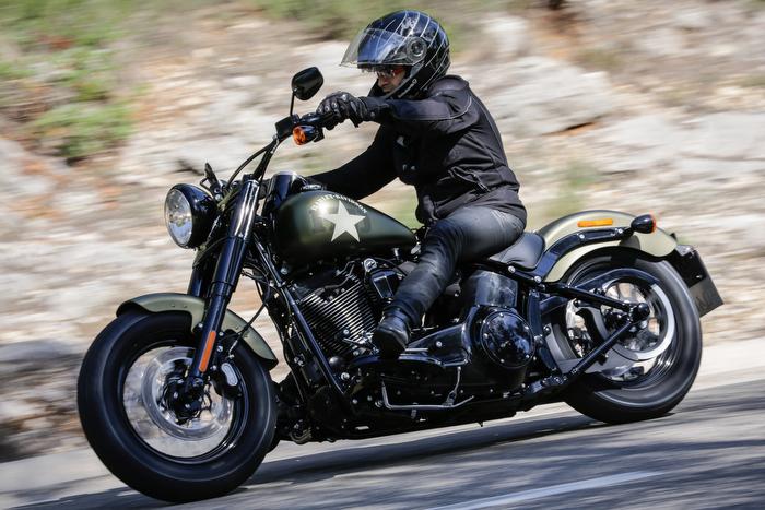 Harley-Davidson - Reborn in Barcellona 2016
