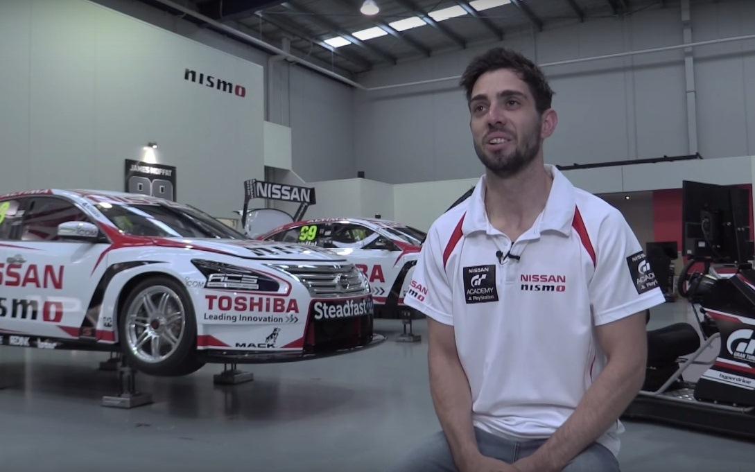 Conoce a Matt Simmons, ganador del Nissan GT Academy 2015