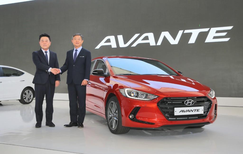 El completamente nuevo Hyundai Elantra / Avante, sexta generación