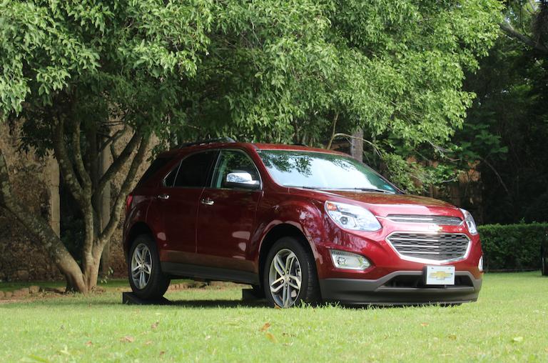 Chevrolet Equinox 2016, vuelve por sus fueros