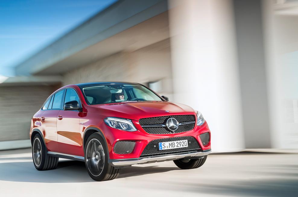 Mercedes-Benz: GLC, GLE y GLE Coupé, los ases bajo la manga
