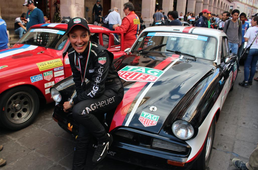 Carrera Panamericana 2015, la recta final