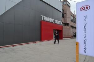 KIA Training Center 2