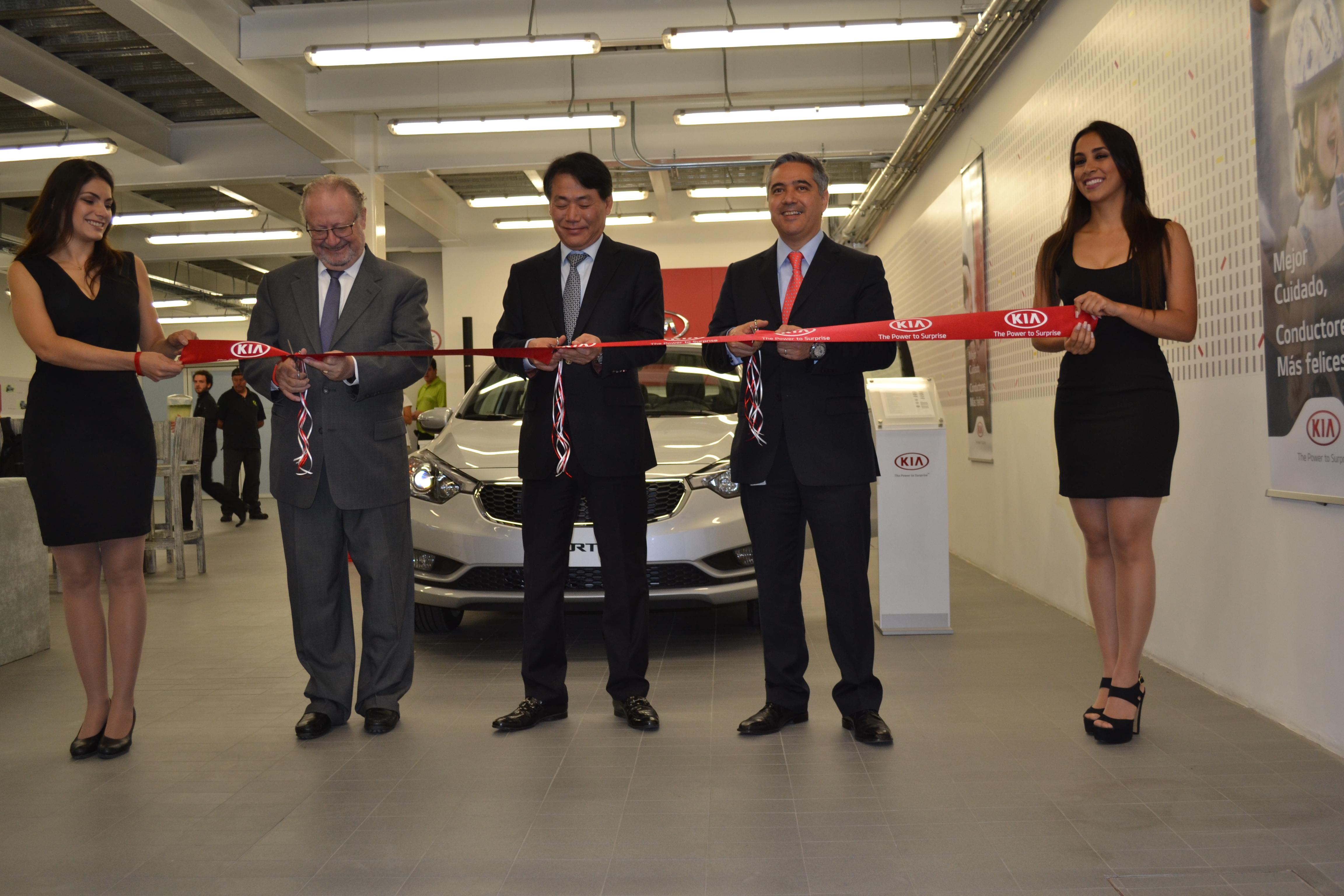 """KIA Motors México inauguró su centro de capacitación """"Training Center KIA Motors México"""""""
