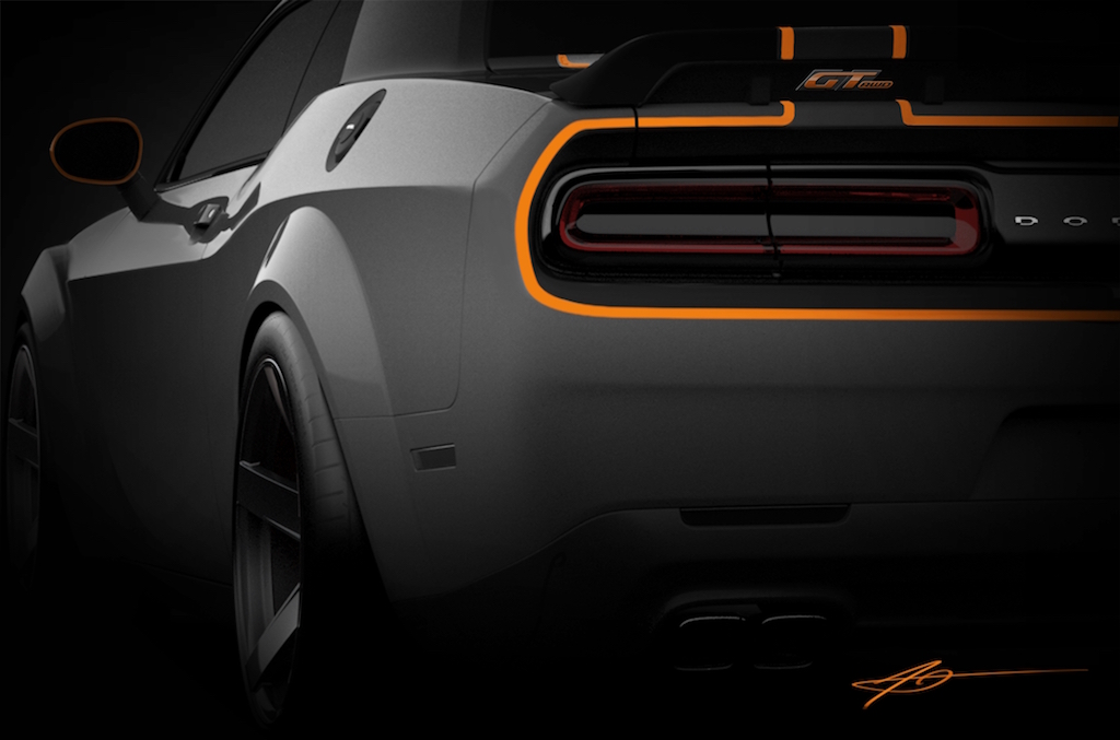 Mopar ofrece un avance de los vehículos modificados para el próximo SEMA Show