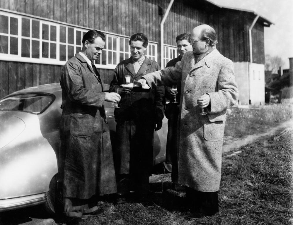 65 años de Zuffenhausen… Porsche