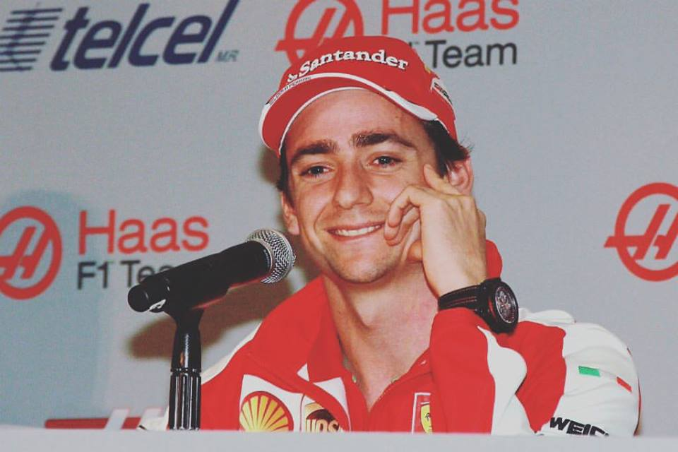 Haas F1 Team confirma a Esteban Gutiérrez como su piloto para 2016